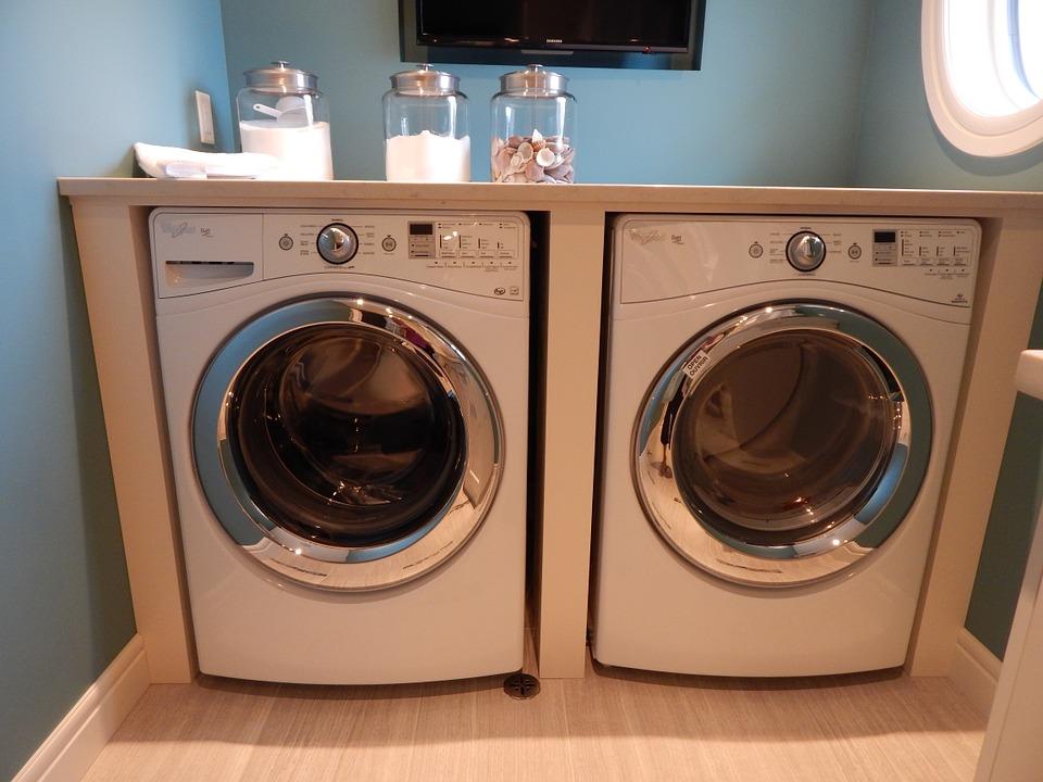 πλυντήριο και στεγνωτήριο